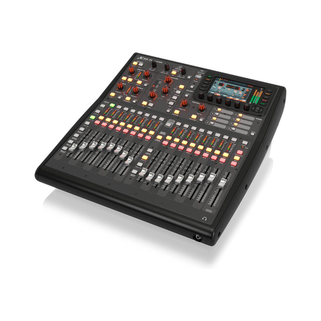 Mesa Som Digital Behringer X32 Producer 2 Anos Garantia