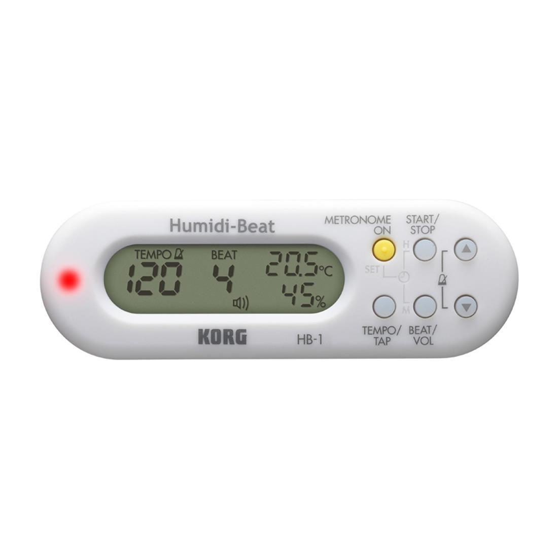 Metrônomo Digital Korg Humidi-Beat HB1 Wh