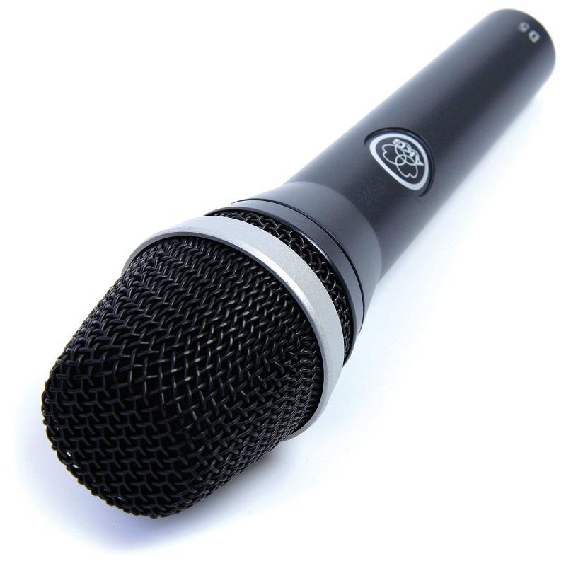 Microfone Akg D5 Vocal Supercardióide Dinâmico