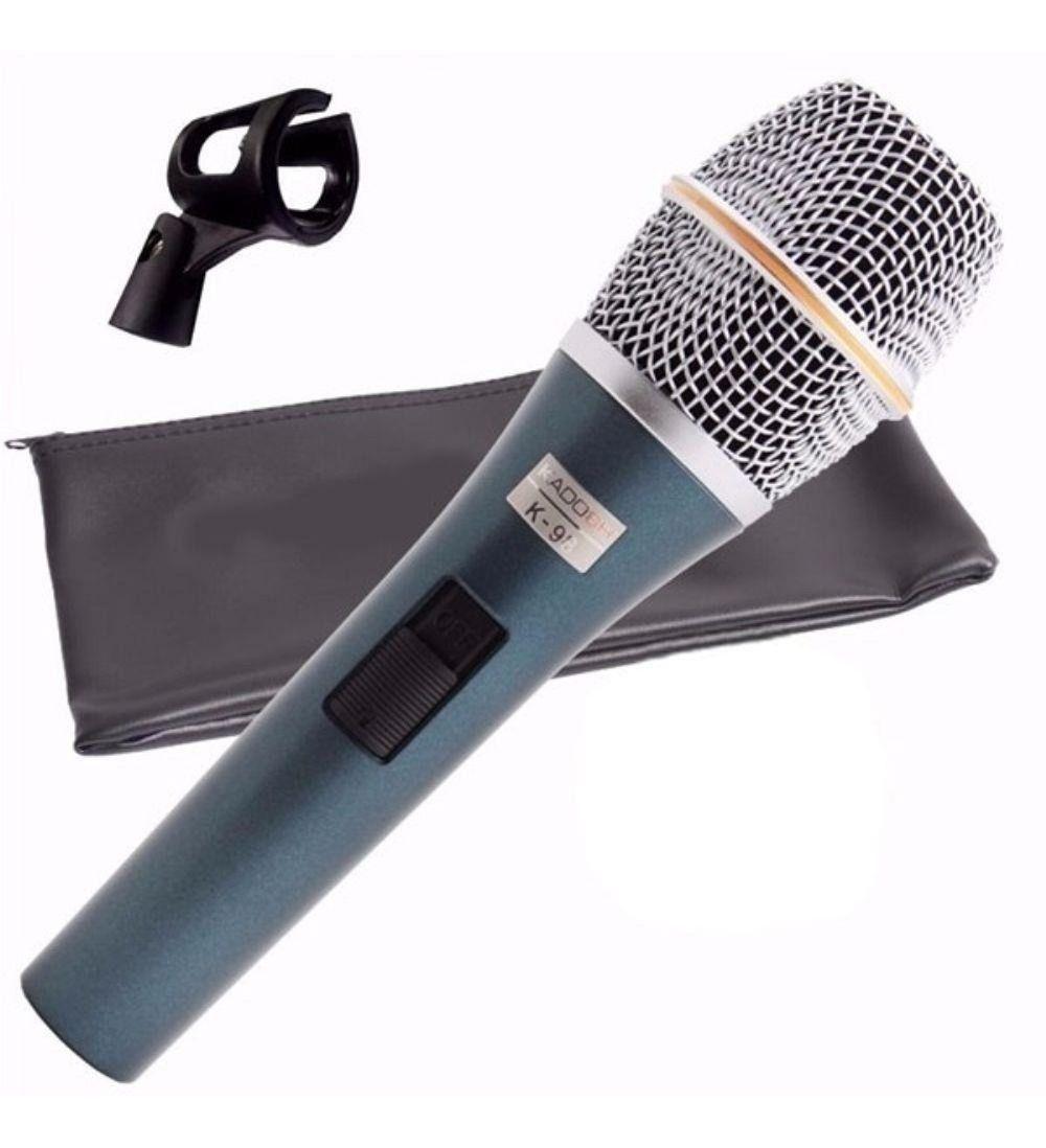 Microfone Com Fio Kadosh K-98