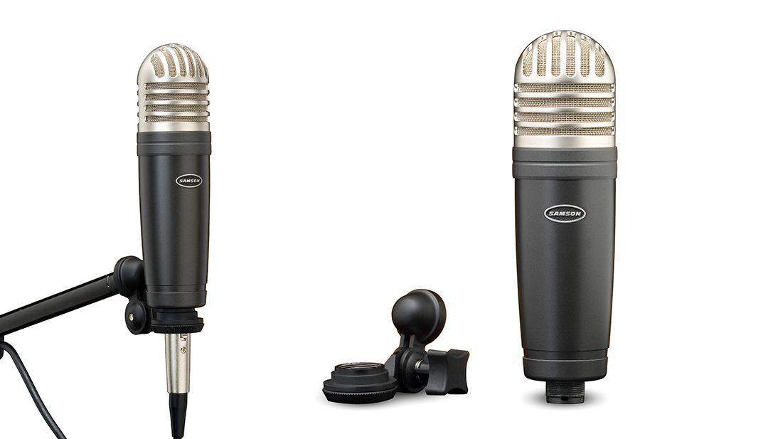 Microfone Condensador Samson MTR101