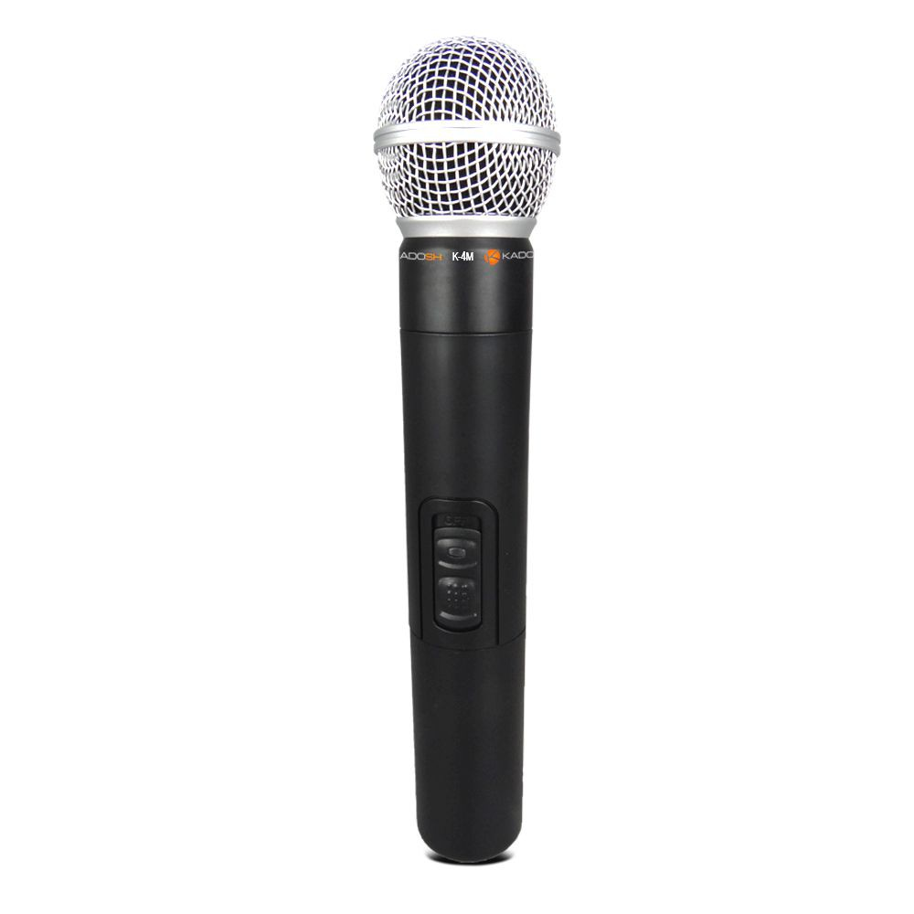 Microfone Kadosh Sem Fio Kdsw 231M