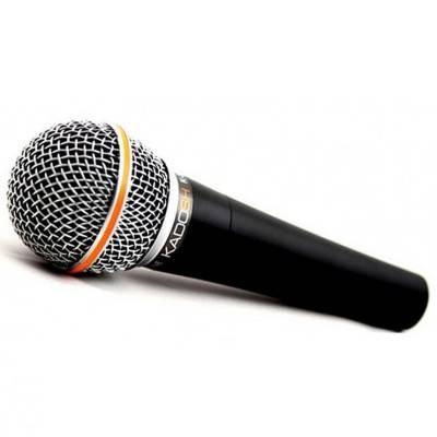 Microfone Profissional kadosh KDS K58A C/ Bag + Cachimbo