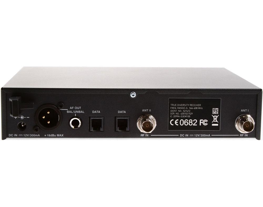 Microfone Digital Sem Fio Kadosh K1001M UHF