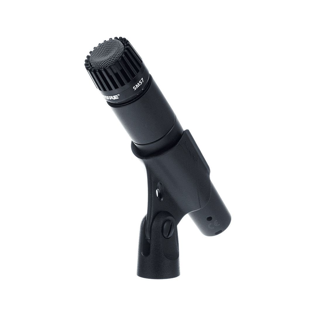 Microfone Shure SM57 Lc P/ Instrumentos Percussão