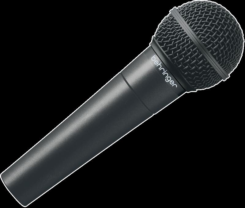 Microfone - XM8500 - Behringer