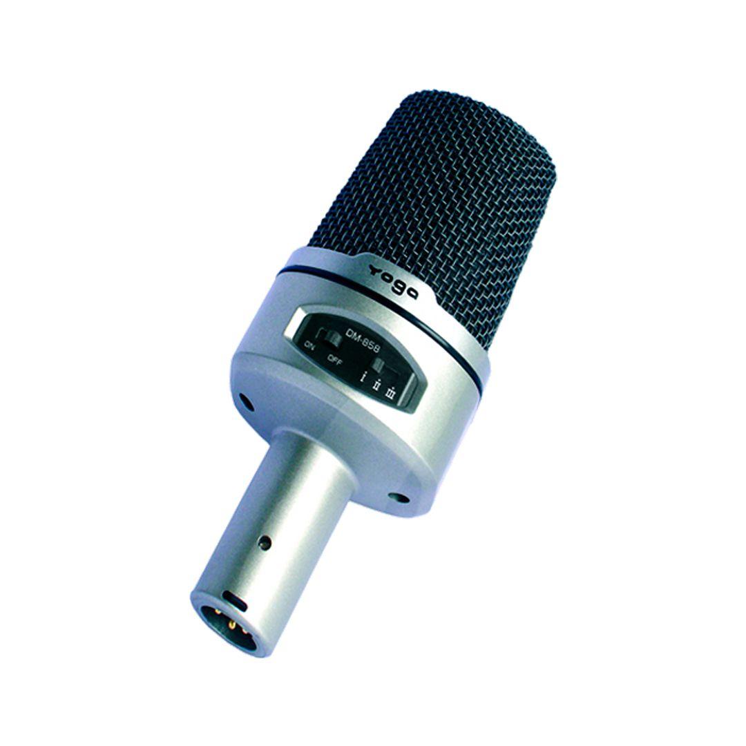 Microfone Yoga CSR DM 858