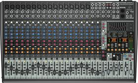 Mixer EuroDesk BiVolt - SX2442FX - Behringer