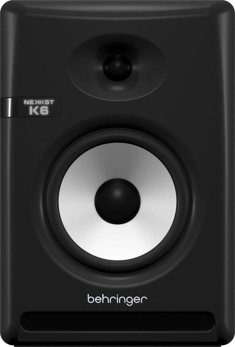 Monitor De Audio / Referência Ativo Behringer Nekkst K6 150w