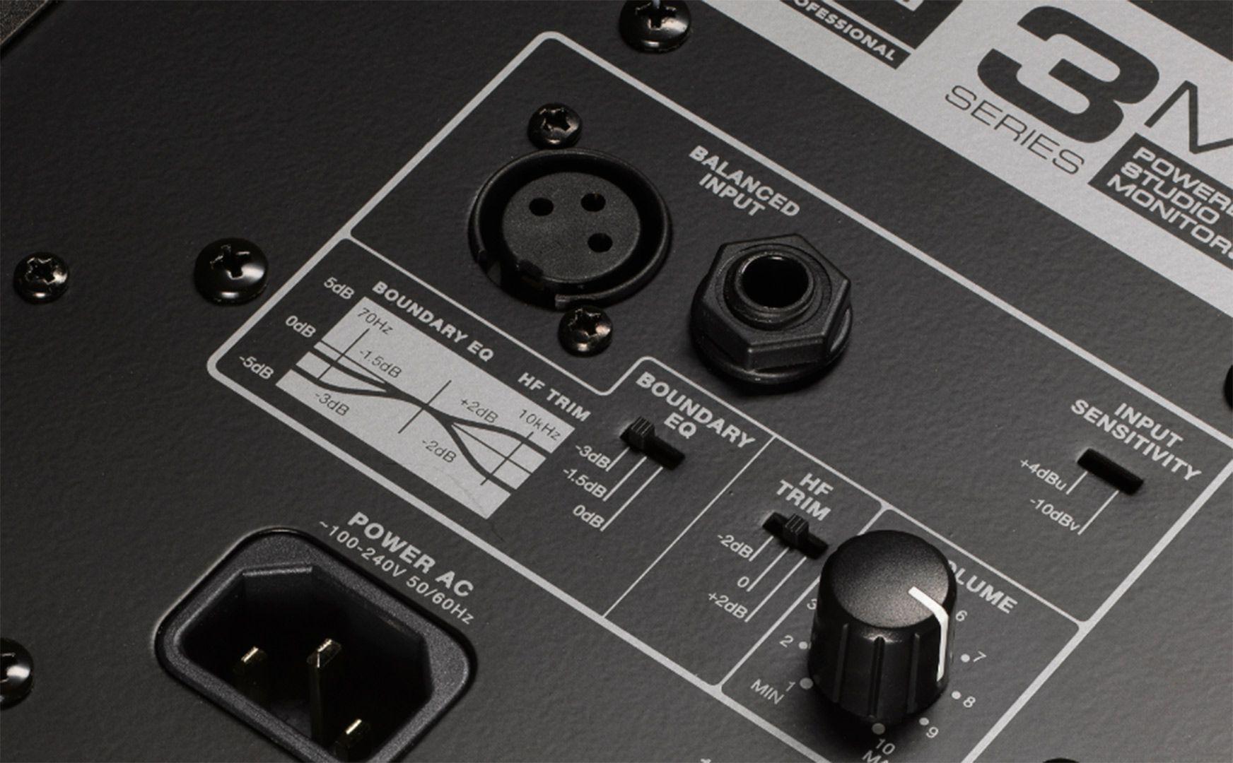 Monitor De Referencia JBL 305p MK 2