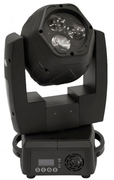Moving Profissional Head Beam 3 Led 8W Pls Duo300