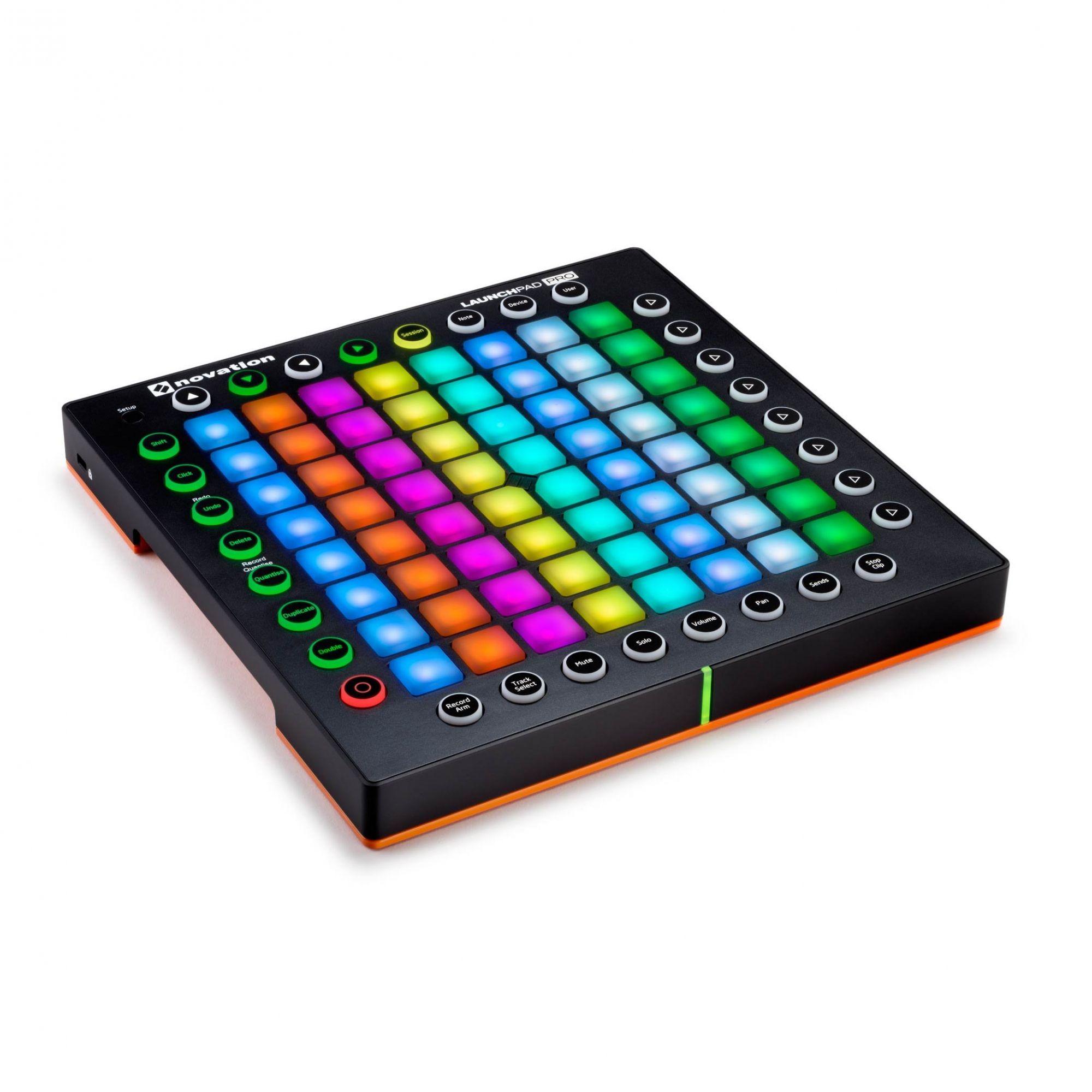 PAD CONTROLADORA USB/MIDI LAUNCHPAD PRO - NOVATION