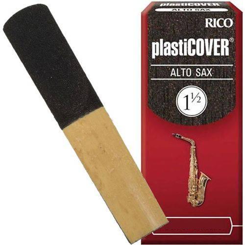 Palheta PLASTICOVER Sax Alto 1.5 RRP05ASX150