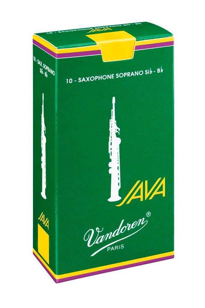 Palheta Vandoren Java Sax Soprano