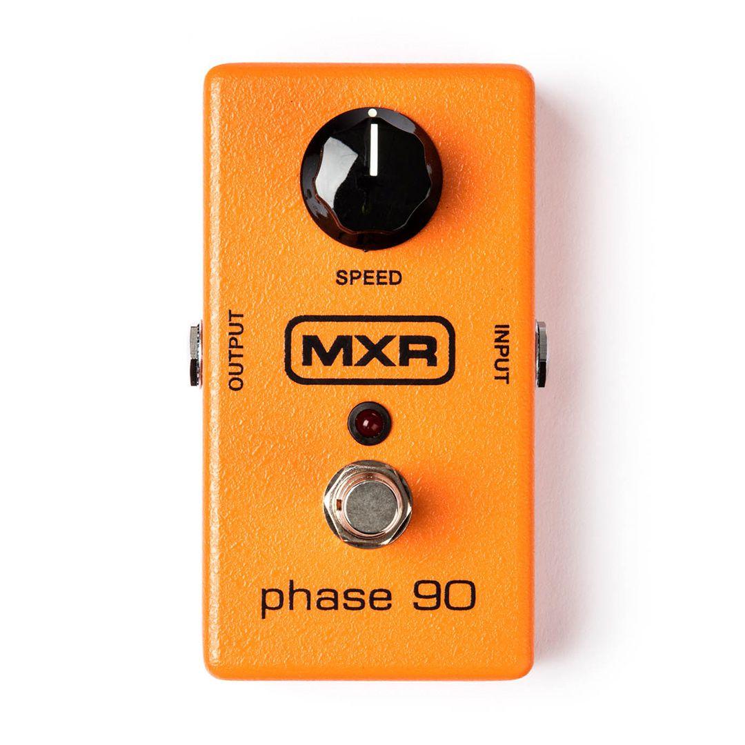 Pedal De Efeito Dunlop MXR Phaser 90 P/ Guitarra