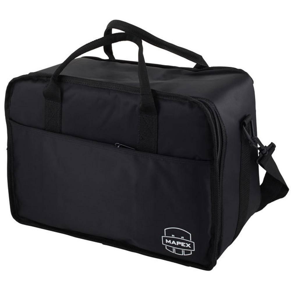 Pedal Duplo Bateria Mapex P800tw Armory Carrente Dupla + Bag