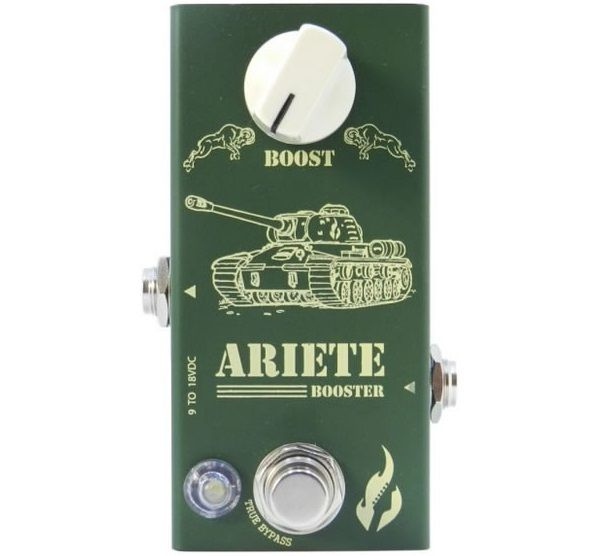 Pedal Fire booster Ariete Booster Compact Series