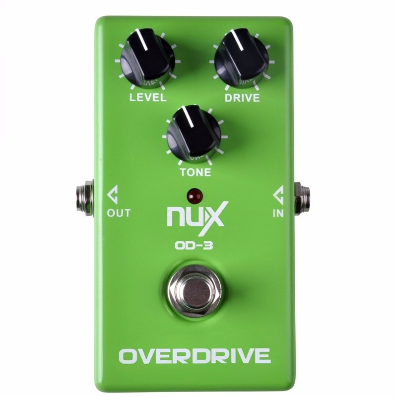 Pedal Overdrive Nux Od-3 True Bypass