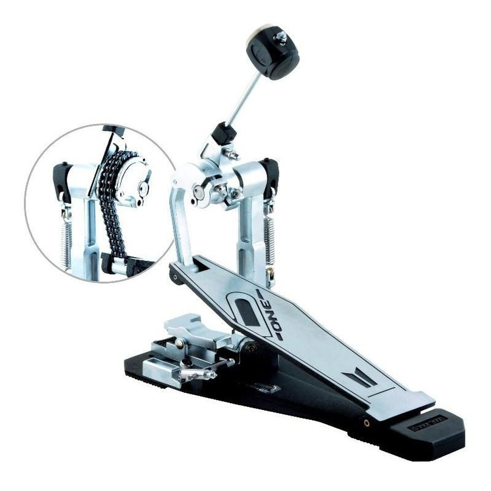Pedal Simples Bumbo D-One DP-1000