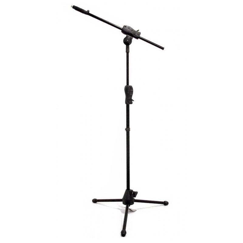 Pedestal De Microfone IBOX SMMAX Girafa