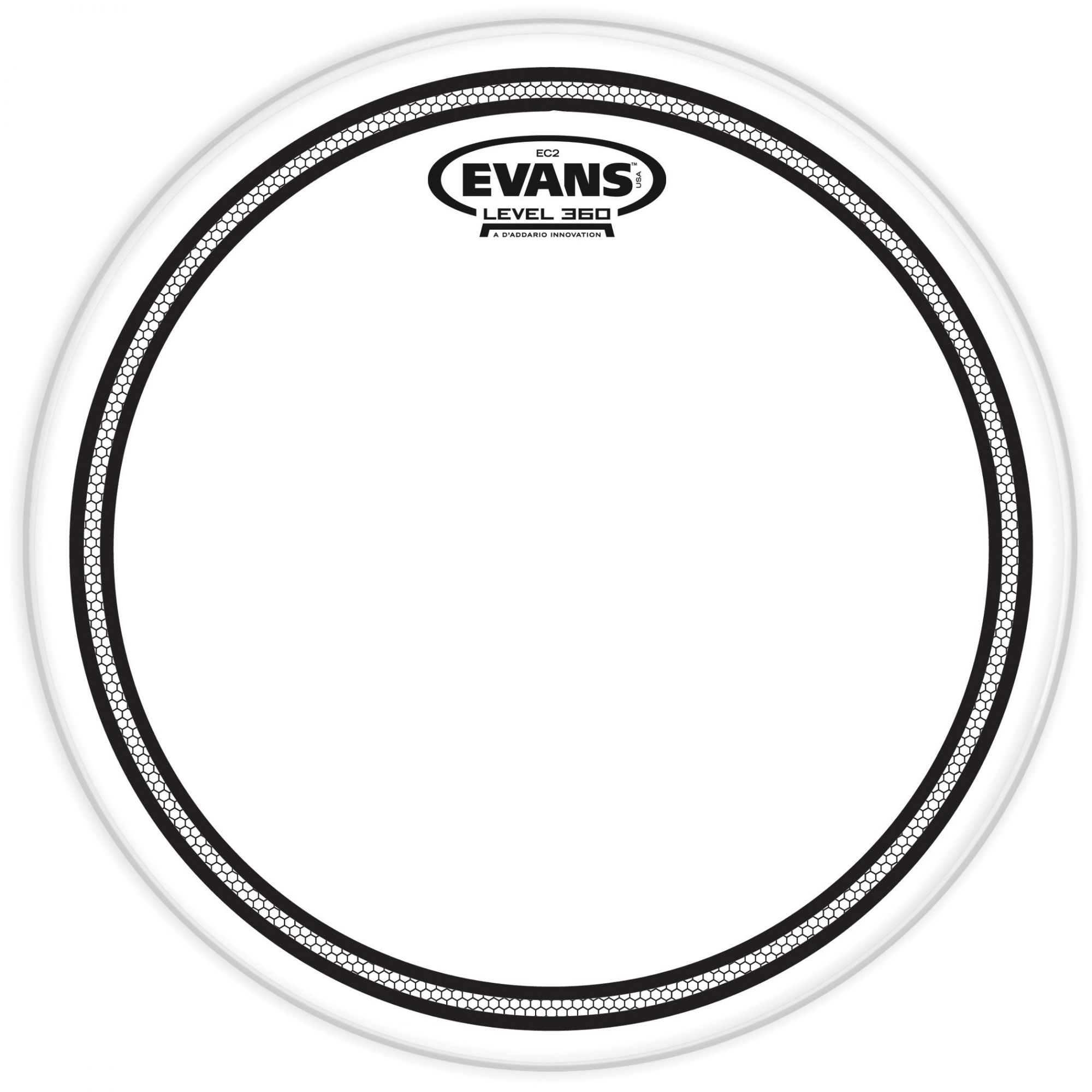 "Pele Evans 10"" Clear TT10ECS"