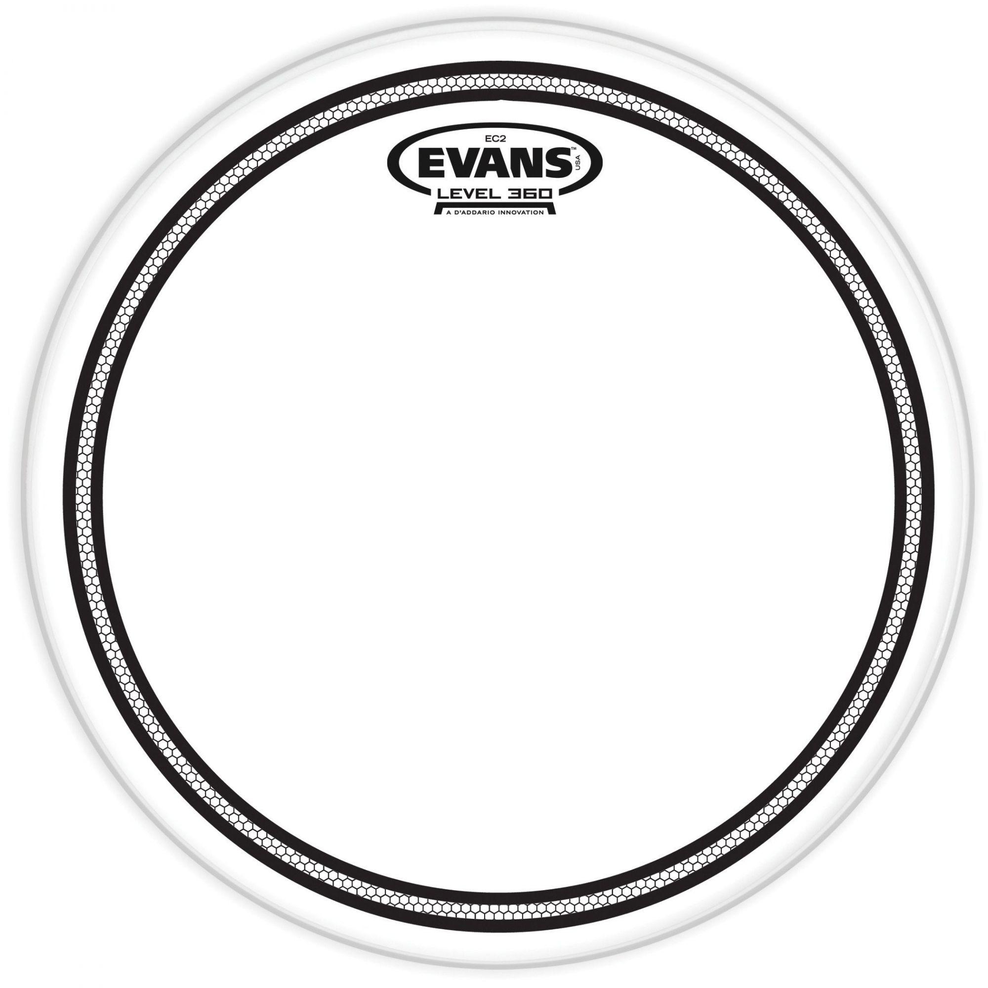 "Pele Evans 12"" Clear TT12ECS"