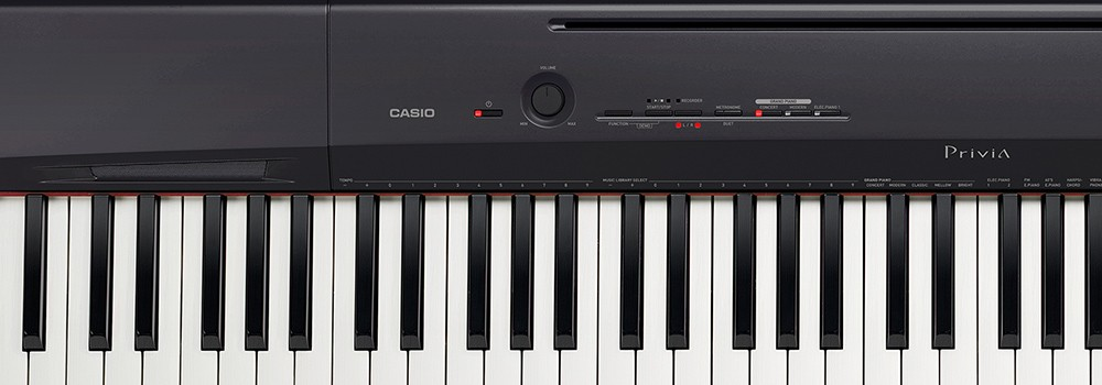 Piano Digital Casio Privia Px160 88 Teclas
