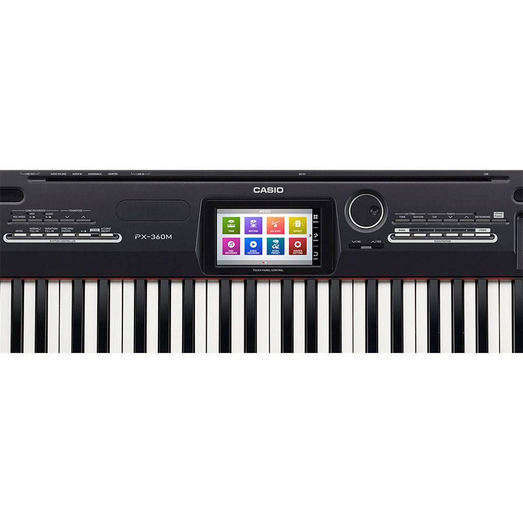 Piano Digital Casio Privia PX360