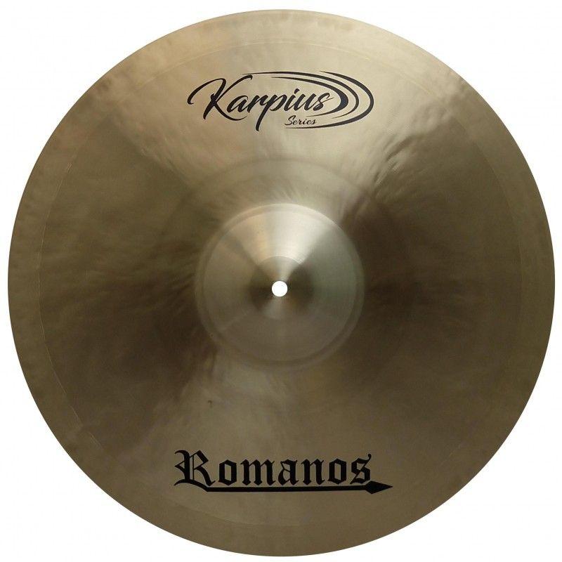 Prato Bateria Karpius Romanos Ride 20 Liga B20
