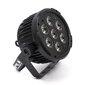 Refletor - POWER LED RGBWA 7LEDS 12W - PLS