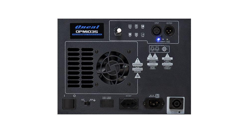 "Caixa Monitor Retorno Oneal 15"" Ativo OPM1035 400w RMS"