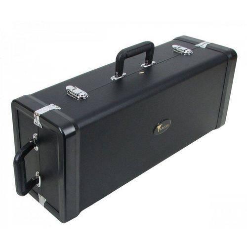 Sax Saxofone Alto Eagle Sa501 Em Mib Dourado C/ Case Luxo