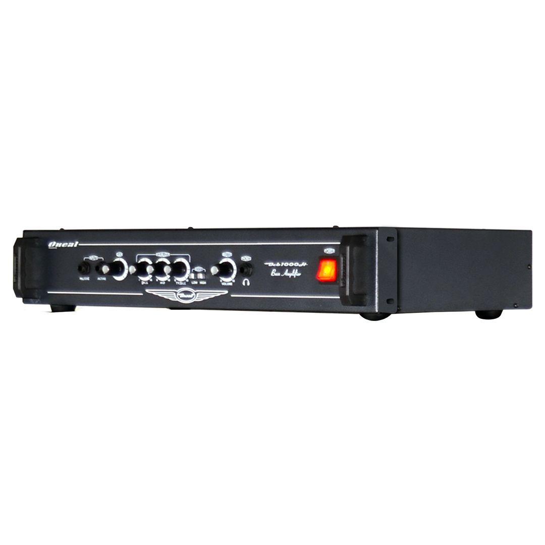 Set Contra Baixo Amplificador Oneal OCB 1000h 350w + Caixa Acústica 1x15