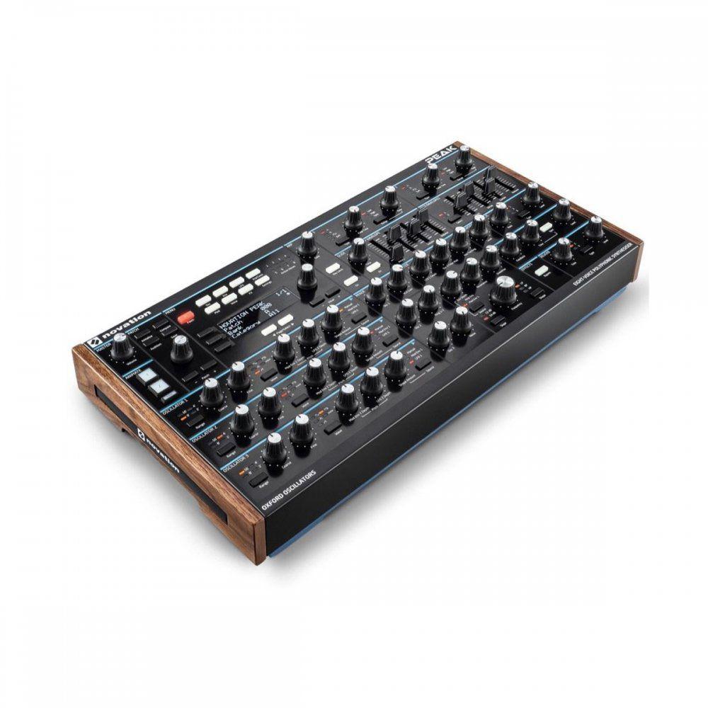 Sintetizador Polifonico de 8 Vozes - PEAK - NOVATION