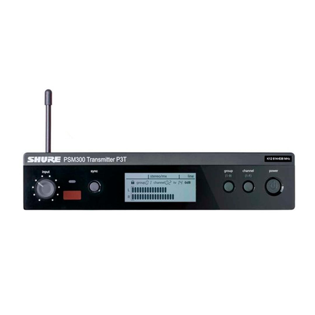 Sistema Monitoramento SEM FIO Ear Shure PSM 300