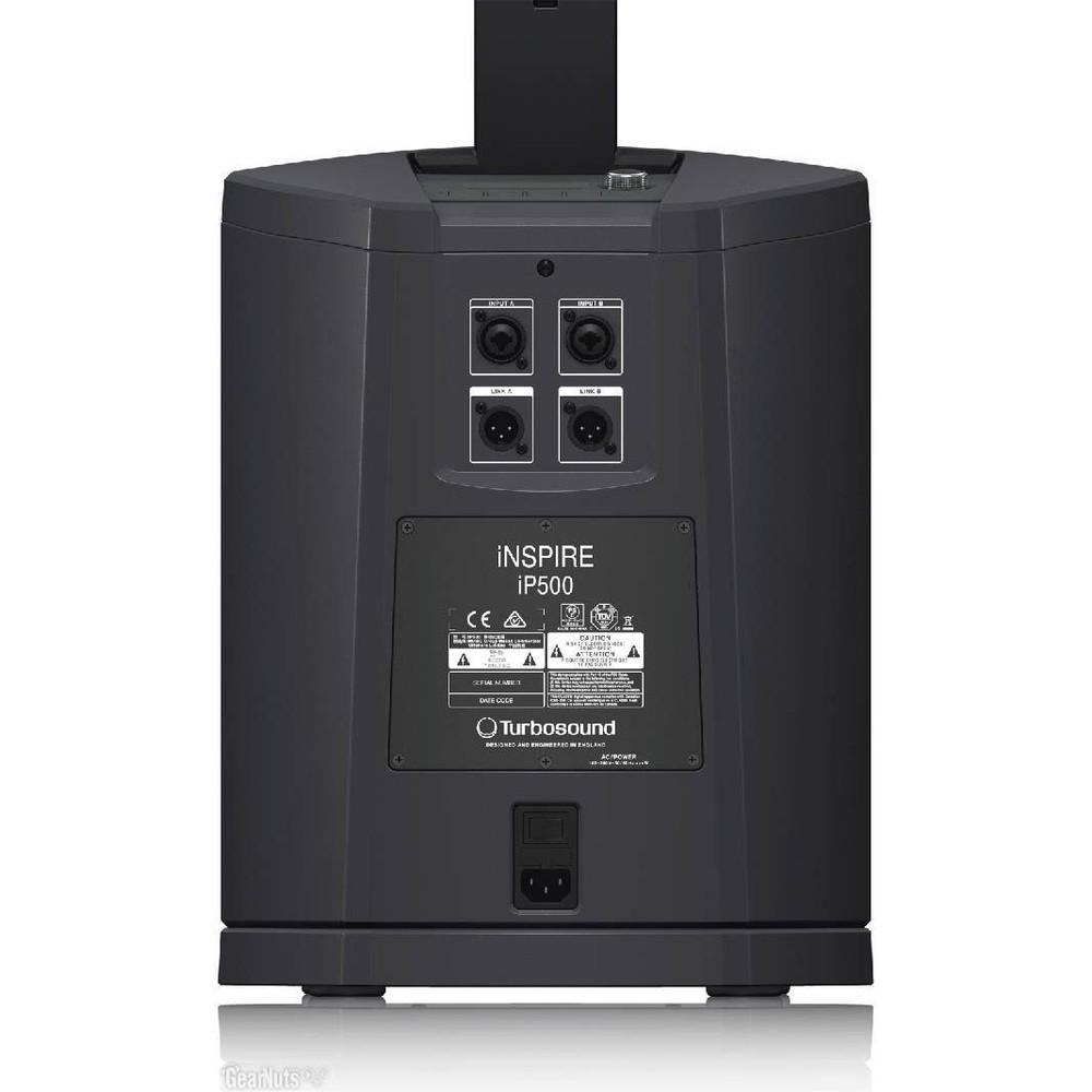 Sistema PA Portatil 110V - iP500 - Turbosound