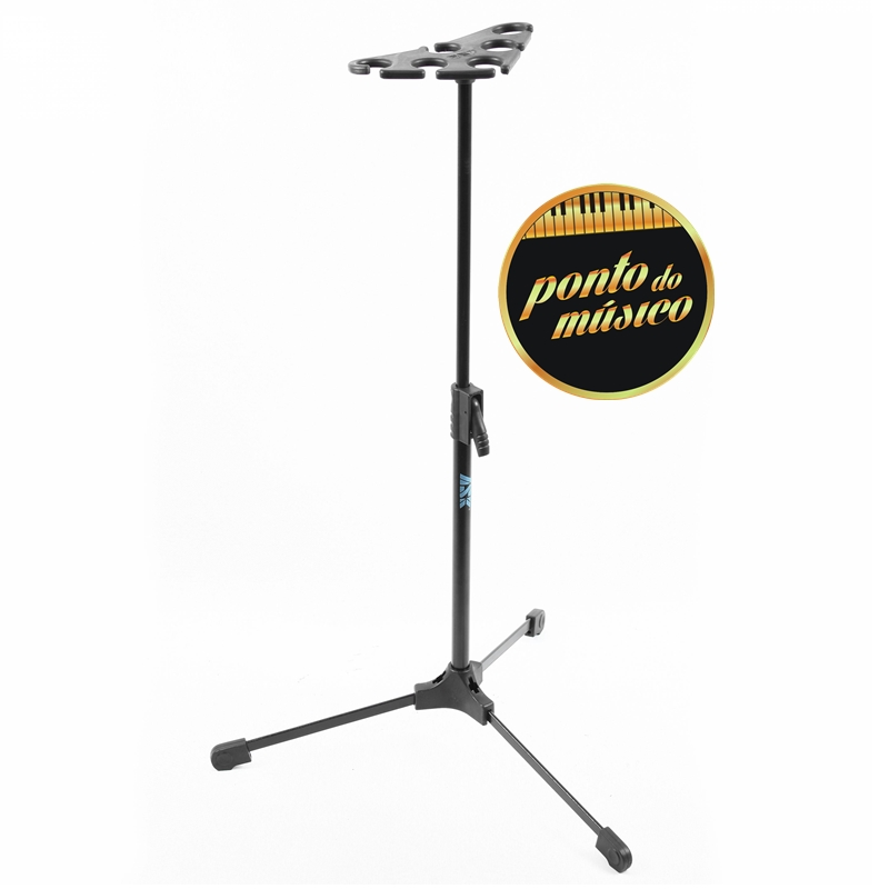 Suporte Ask M6 Arara Descanso P/ 6 Microfones