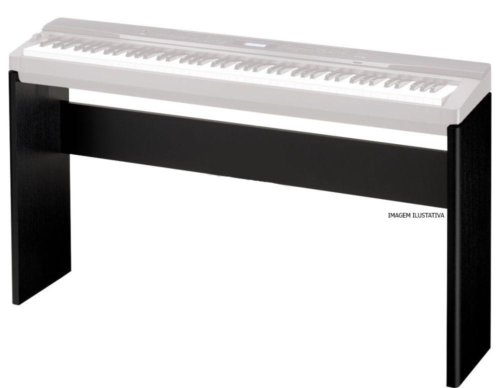 Suporte Base Piano Digital Casio CS67P BK P/ Linha Privia