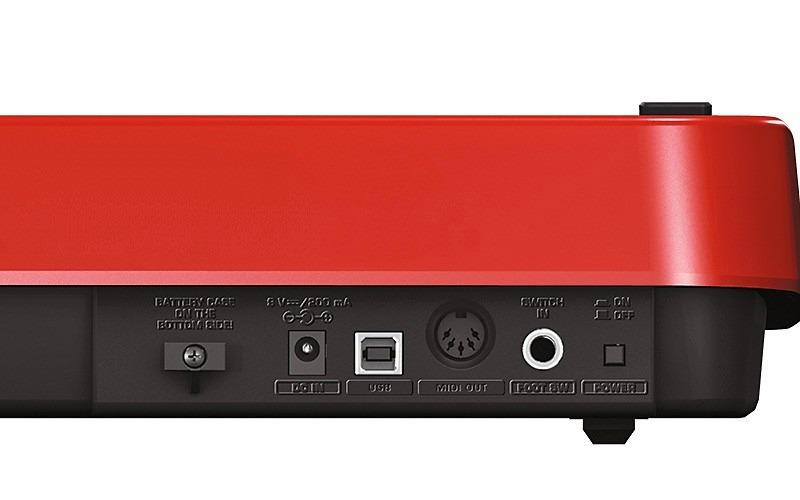 Teclado Controlador Behringer UMX610 Midi Usb 61 Teclas 2 Anos Garantia
