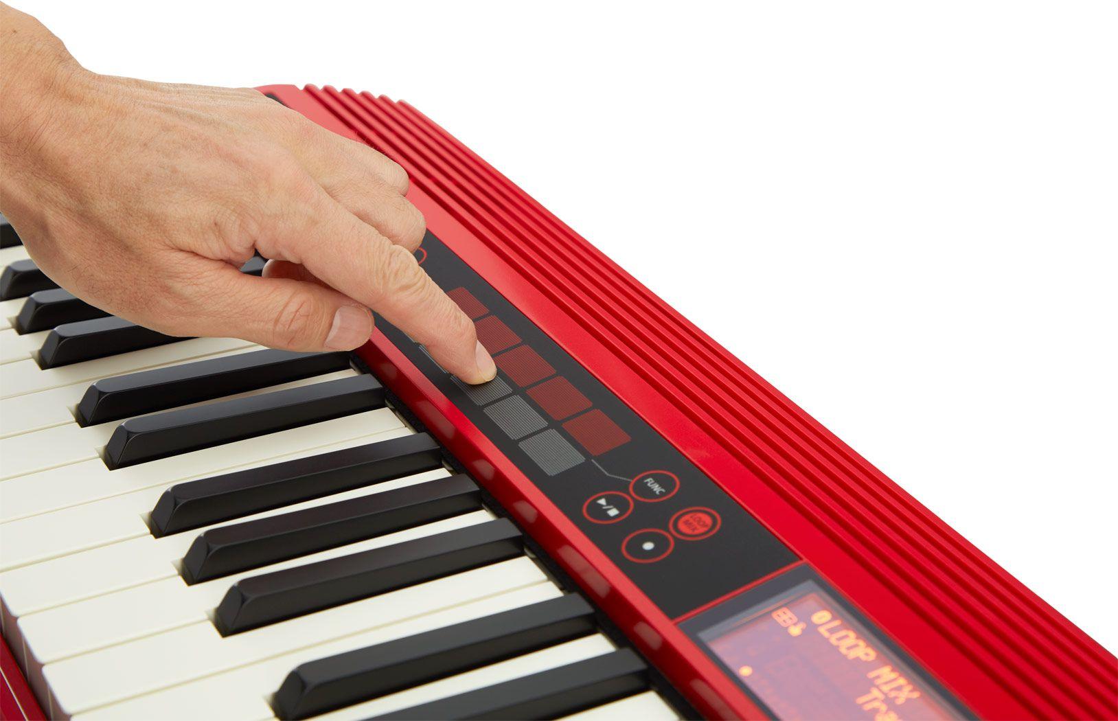 Teclado Roland Go Keys GO61K 61 Teclas - Outlet Premium