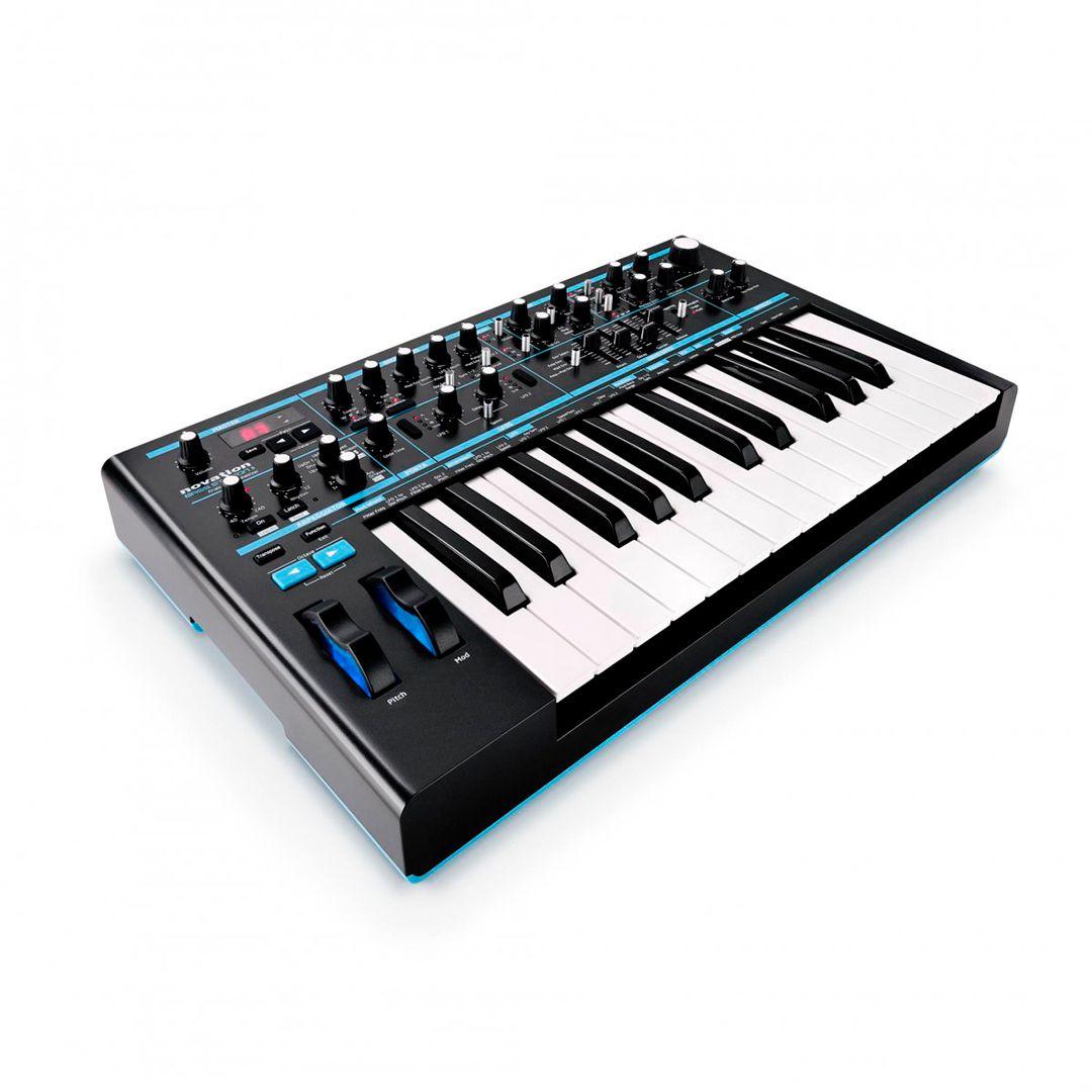 Teclado Sintetizador Novation Bass Station II