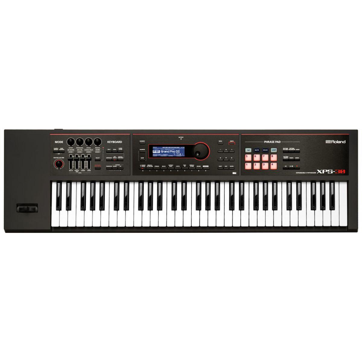Teclado Sintetizador Roland Xps 30 61 Teclas