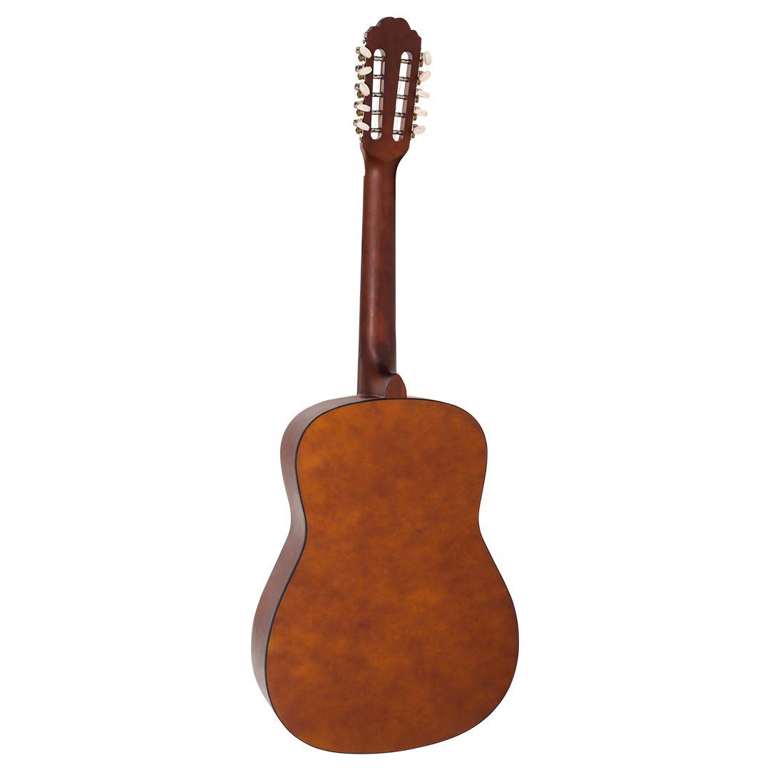 Viola Caipira Acústica Vogga Vvl400 10 Cordas Natural Satin