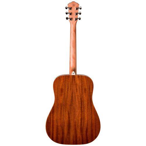 Violao acustico aco natural Dreadnought modelo WD7S - Washburn