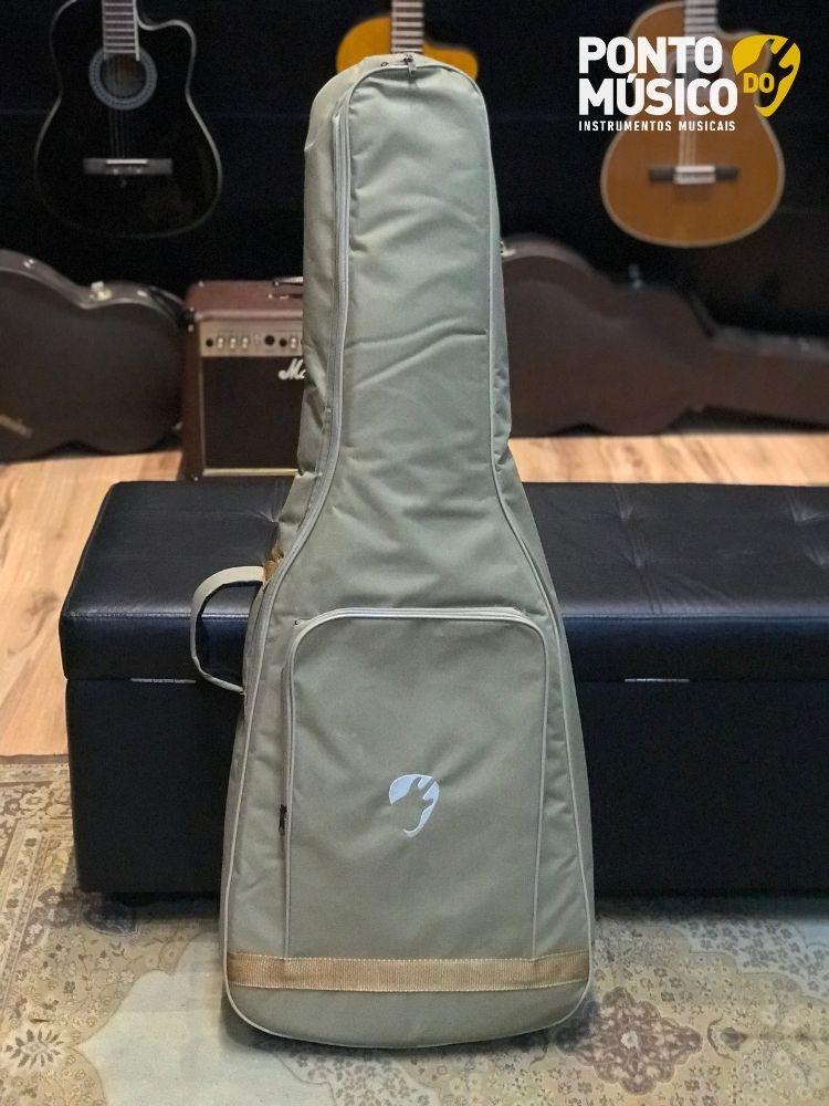 Violão Elétrico Aço Folk Takamine Gd12 + Bag Premium + Correia | Regulado