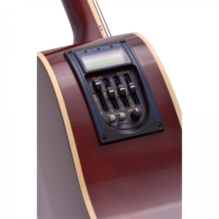 Violão Elétrico Tagima Memphis AC60 Nylon C/ Afinador