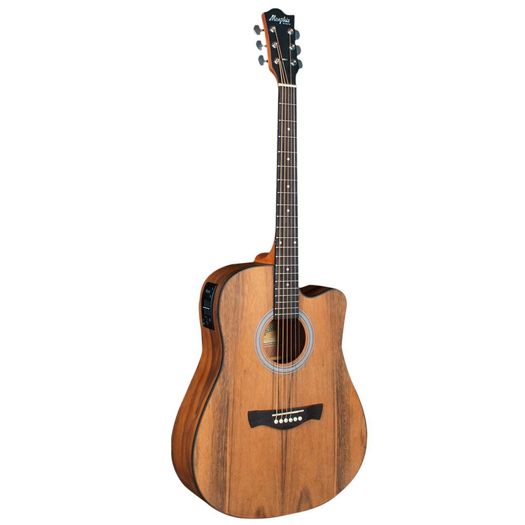 Violão Folk Aço Acústico Memphis By Tagima MD25 Natural