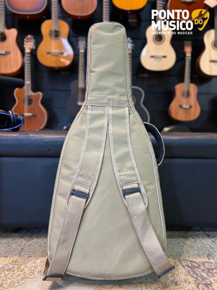 Violão Strinberg Euro Valencia Ce50sc Clássico + Bag Premium Ponto do Musico