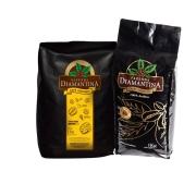 1 Café Especial torrado em grãos 1Kg+ 1 Café Gourmet torrado em grãos 1Kg