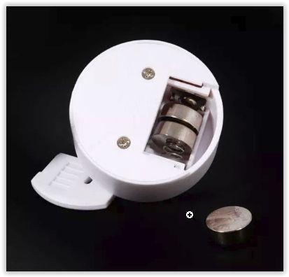 12 Uni Velas De Led Decorativas Baterias Inclusas alta - V01